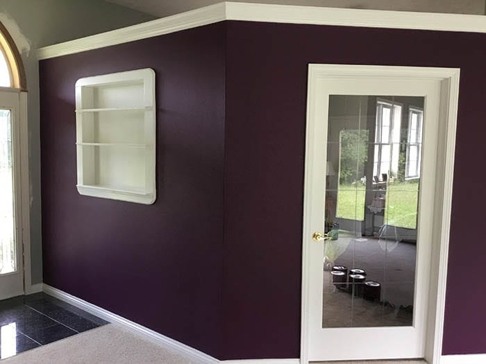 Interior Painting After