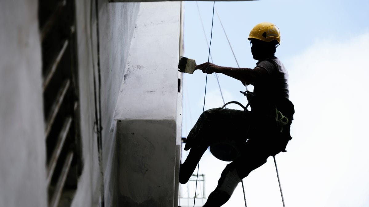 repainting your commercial building