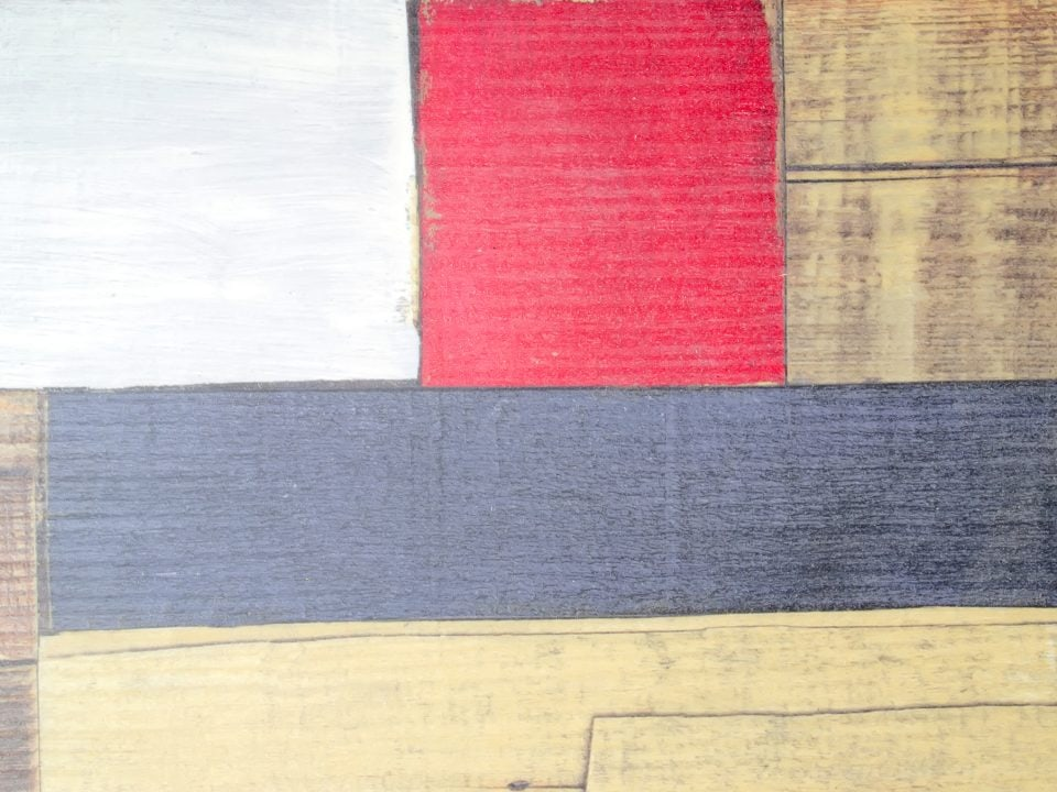 How to Create a Faux Wood Grain Paint Finish